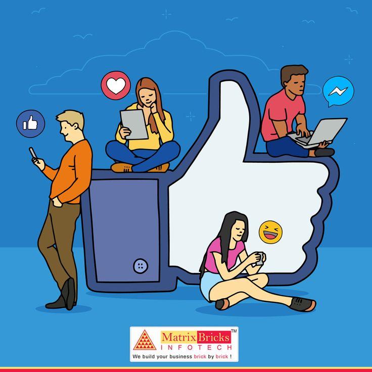 Facebook has digital marketing platforms that use to promote their brand.  Visit us @MatrixBricks : https://goo.gl/GU9C7R  #socialmedia  #SocialNetwork #digitalmarketing  #seoagency