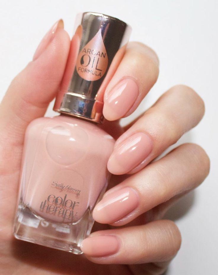 SH Color Therapy - Blushed Petal - blush tone