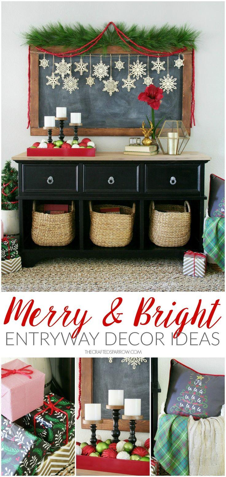 Merry & Bright Holiday Decor - #WorldMarketTribe [ad]