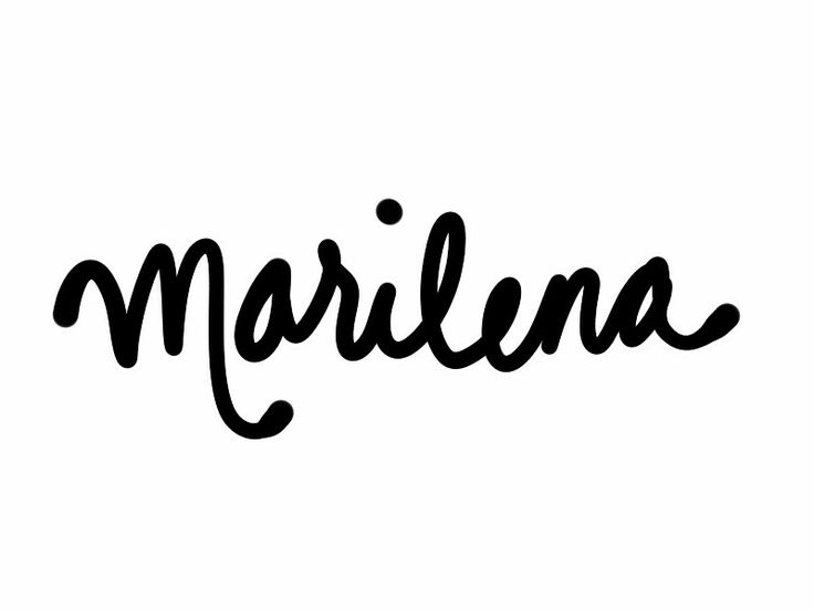 """Marilena. Said """"Mah-rree-LAY-nah."""" Italian and Romanian combo of Maria Elena. A good elaboration on popular (number 115) name Milena, while getting further away from """"melena"""" which is an unfortunate medical term regarding human waste."""