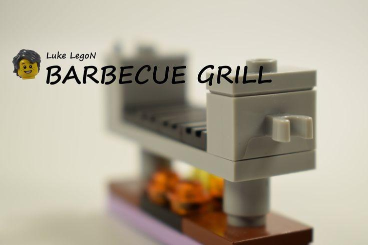 LEGO Barbecue grill