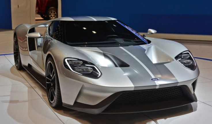 2018 Ford GT Release Date, Redesign and Specs Rumor - Car Rumor
