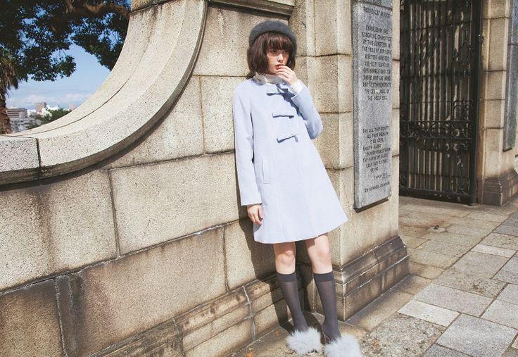 【買うべきコート】なりたいキャラで選ぼう♡ ボヘVS.女優風 NET ViVi 講談社『ViVi』オフィシャルサイト