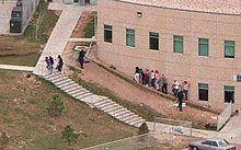 Columbine High School massacre; April 20, 1999.