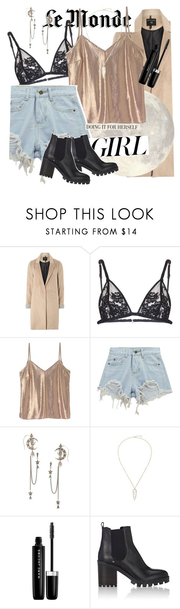 """Living a life I will remember"" by mondaydreamer ❤ liked on Polyvore featuring mel, A Day in a Life, Chicnova Fashion, Alexander McQueen, Murphy, Marc Jacobs and Barneys New York"