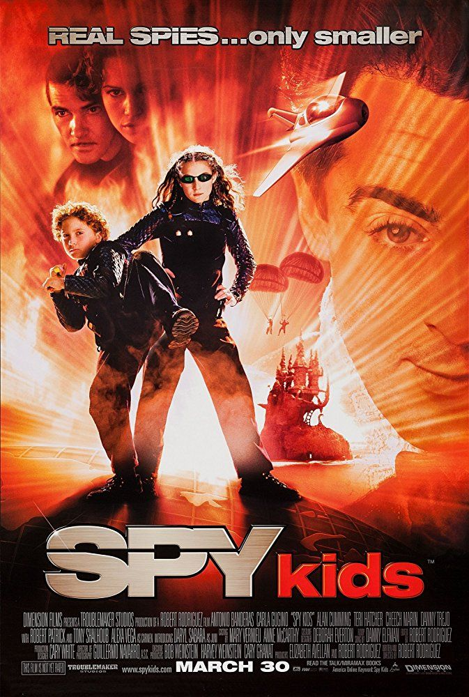 Spy Kids (2001) - IMDb