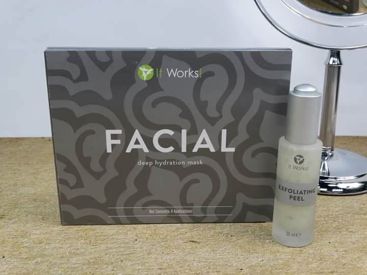 Need a facial?? Let me help you with that!!