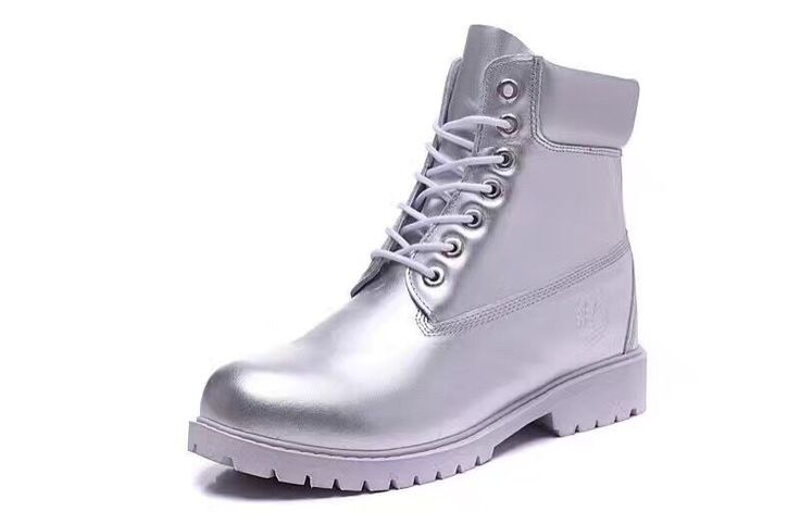 New All Silver Timberlands Mens 6 Inch Boots,timberland womens chukka,cheap timberland earthkeepers boots,Timberlands Boots All Silver