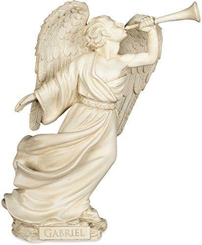 Angelstar Archangel Figurine, Gabriel, 7-Inch Angel Star https://www.amazon.com/dp/B007I1OBNG/ref=cm_sw_r_pi_dp_x_kazyybH08KFRP