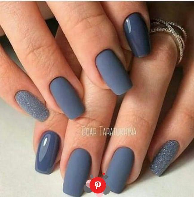 Nails Blue Acrylic Teal 31 Ideas Acrylic Ideas Nails In 2020