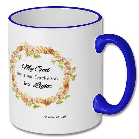 10 best bible verse gift images on pinterest bible scriptures bible verse mug christian mug catholic mug bible quotes bible strength negle Gallery