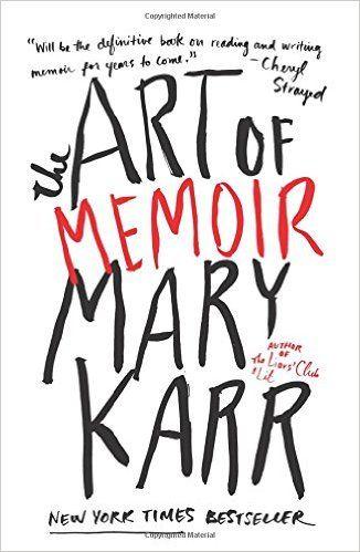 The Art of Memoir: Mary Karr: | See link for description.