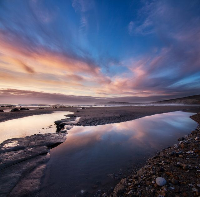 Compton Bay 110113 by Visit Isle of Wight, via Flickr