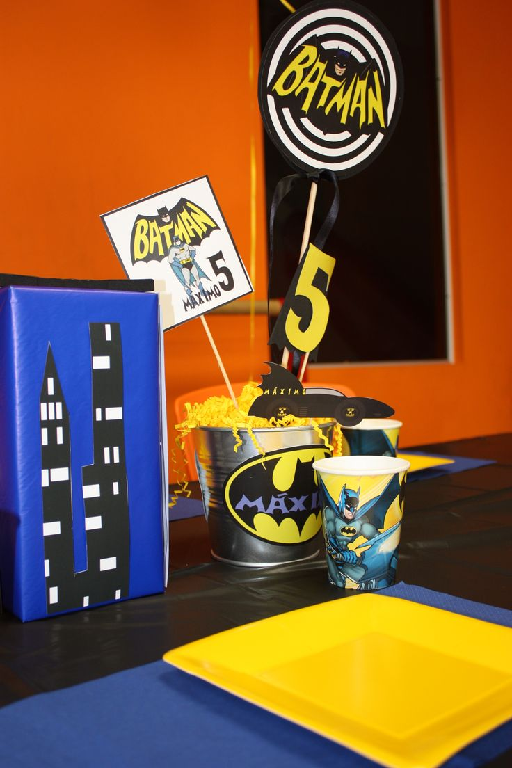 11 best images about Batman Birthday! on Pinterest | Nutella ...