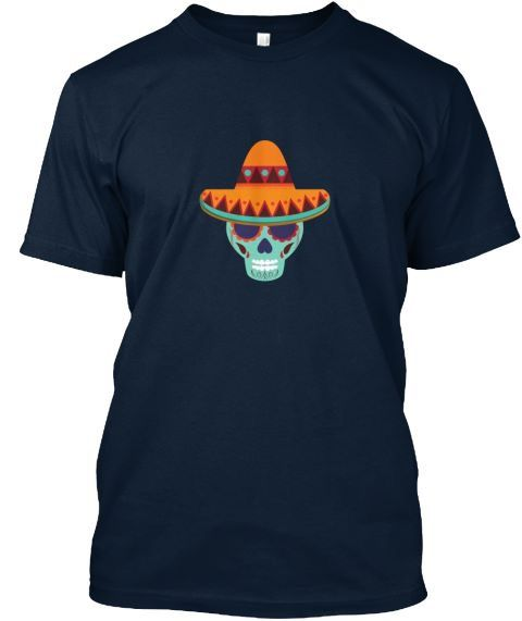 Day of the dead style tee teespring.com/stores/onpoint-tees-3