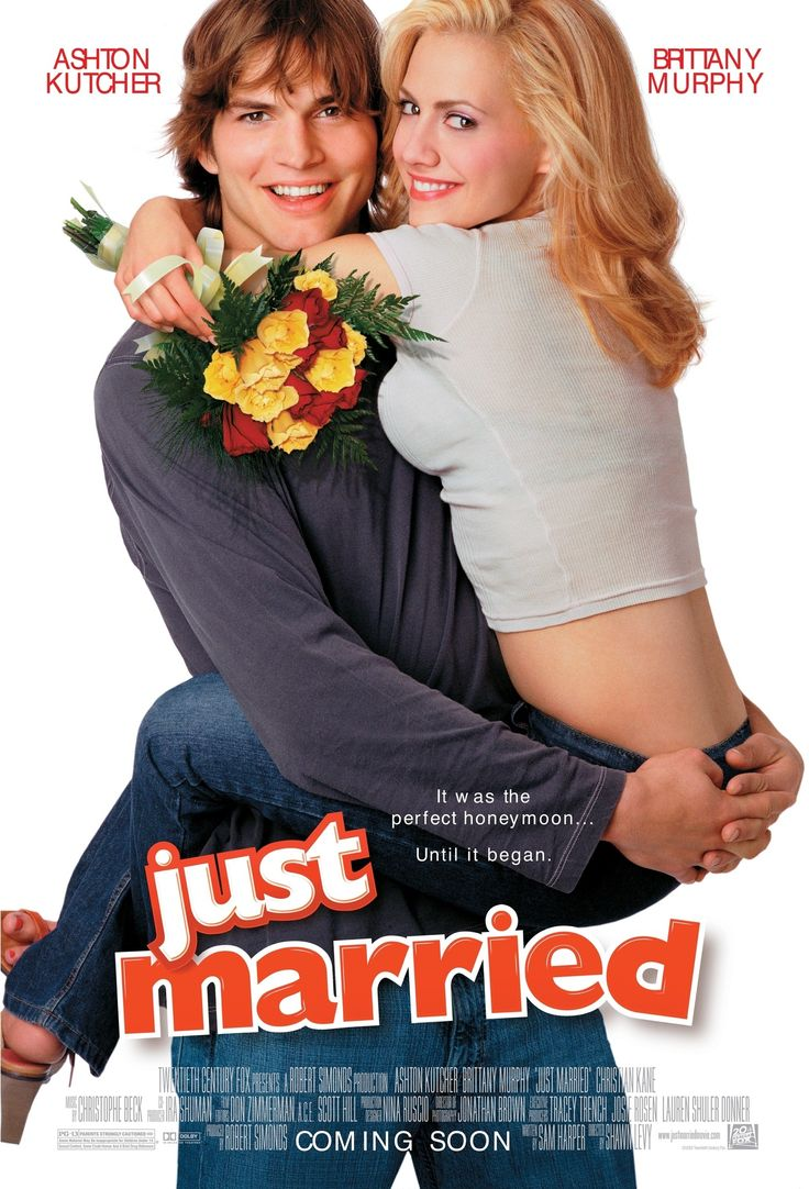 Just Married (2003) What a bad movie with Ashton Kutcher and Brittany Murphy as newlyweds *