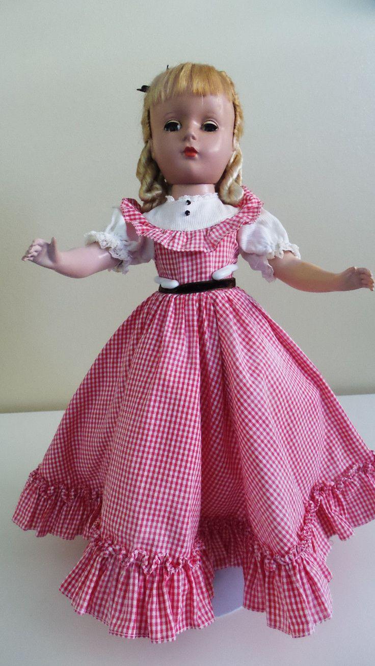 "MADAME ALEXANDER LITTLE WOMEN 14"" DOLL AMY   eBay"