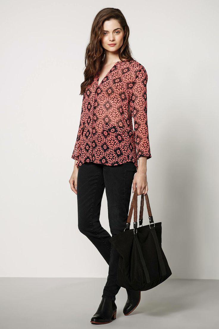 Custommade Batik Blouse