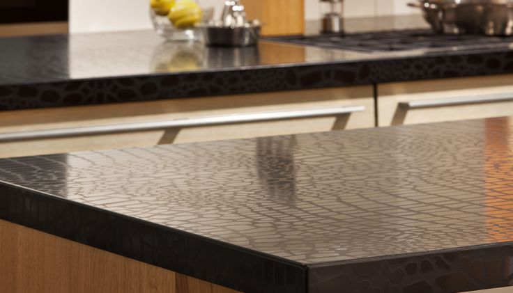 Caesarstone Crocodile 3100c Makes For Some Seriously