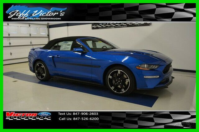 2020 Ford Mustang Gt Premium 2020 Gt Premium New 5l V8 32v