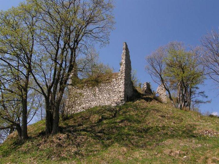 Znievsky hrad - Xmetov