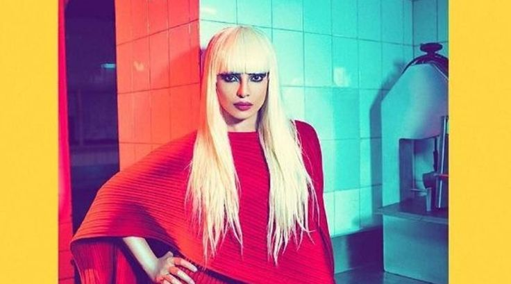 Priyanka Chopra's new blonde look is a total stunner, see photo