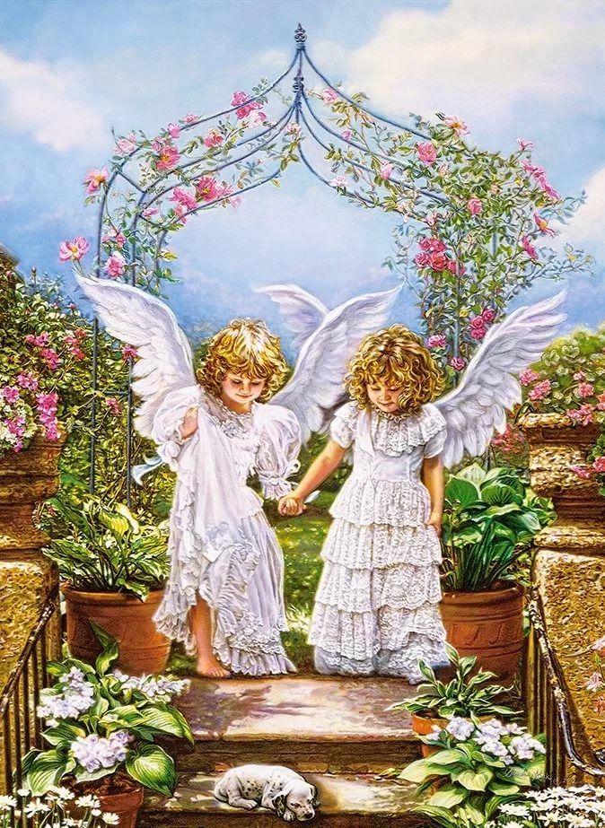его приготовления картинки с ангелочками красивые детали, которые нравятся