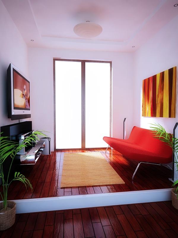 Small Tv Room Ideas - Interior Design