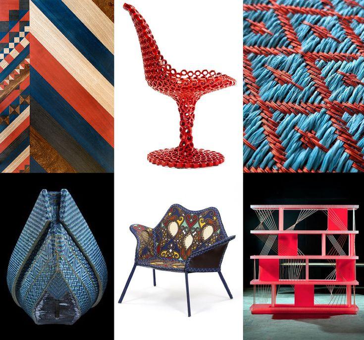 latin american design - #latinamerica #design #furniture #sustainable #color #material #wood #weaving #pattern