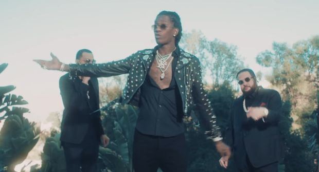 """Belly gets an assist from Young Thug and Coke Boys' Zack to shoot the visuals for his single """"Consuela"""". Starring Danny Trejo. Directed by Spiff TV."""