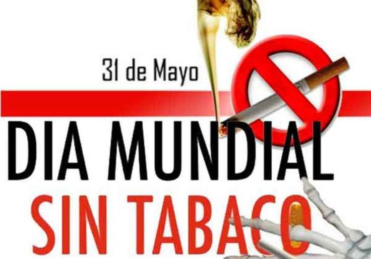 31 Mayo : Día Mundial sin tabaco / May 1: World No snuff