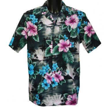 chemise hawaienne authentique ...Rjc hawaii Aloha