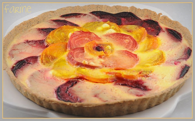 Beet Quiche | Recipes To Try | Pinterest