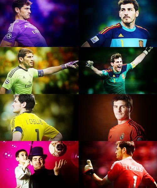 No matter what he's still the best goalie in the world!! Iker Casillas