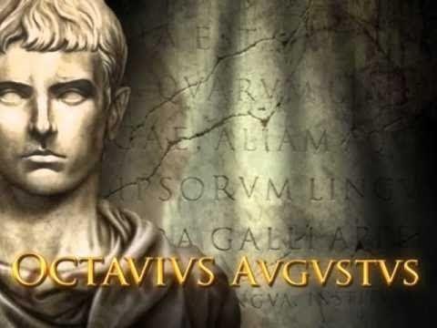 ROMA DEL CAOS AL ORDEN OCTAVIO AUGUSTO  Nacimiento del Imperio Romano, desde el primer Emperador, Octavio Augusto.