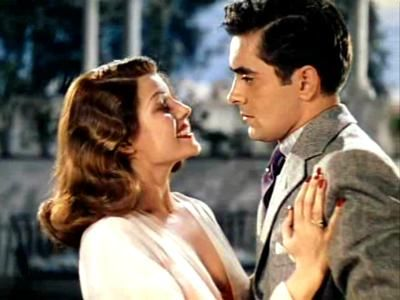 Image result for BLOOD AND SAND TY POWER AND RITA HAYWORTH COLOR