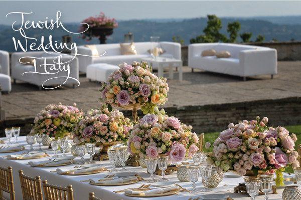 Wedding Planners http://jewishweddingitaly.com
