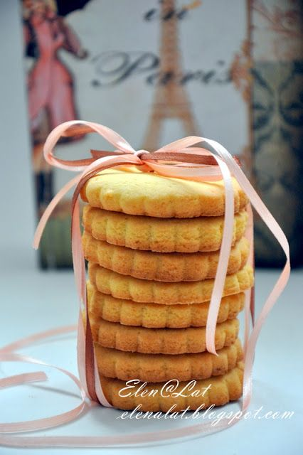Sweet and not Sweet: Кукурузное печенье от Дж. Оливера