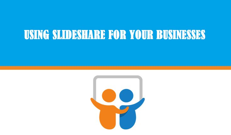 See How Slideshare can Help you Promote your Business: http://blog.webifly.com/using-slideshare-businesses/