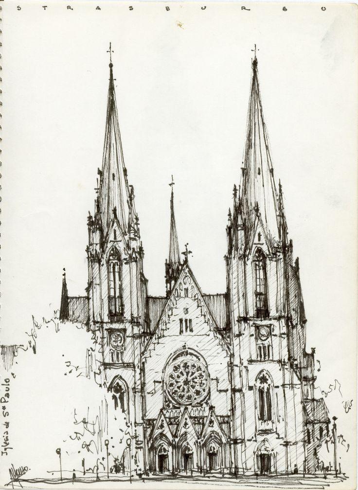 Iglesia de San Paulo, Strasburgo