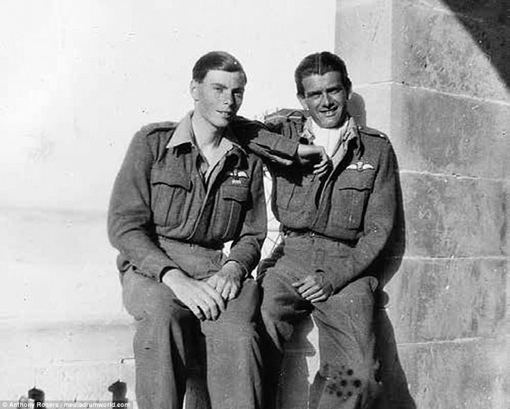 The rare snaps, featured in a new book by Anthony Rogers, give an insight into life on the Mediterranean island during the Siege of Malta between 1940 and 1942.