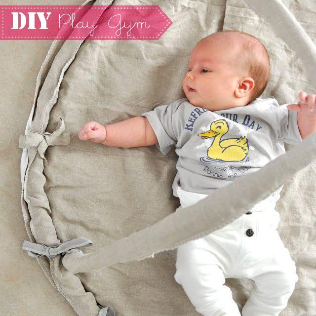 Home Shabby Home: DIY: la palestrina per i nostri piccoli!