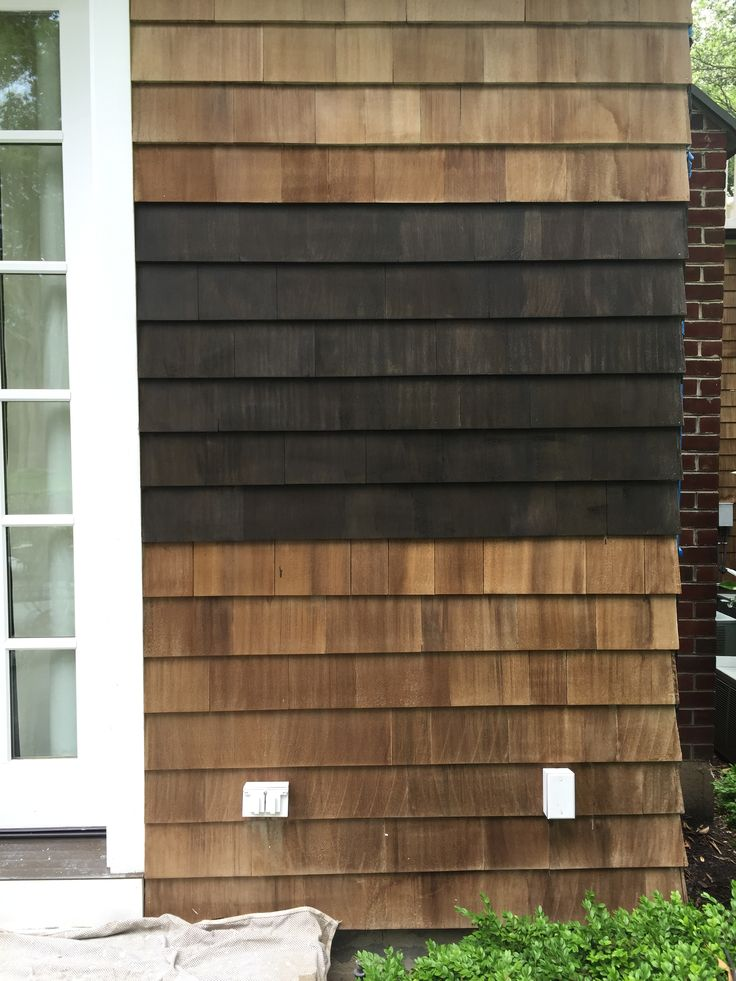Sherwin Williams Woodscapes Exterior House Stain Semi