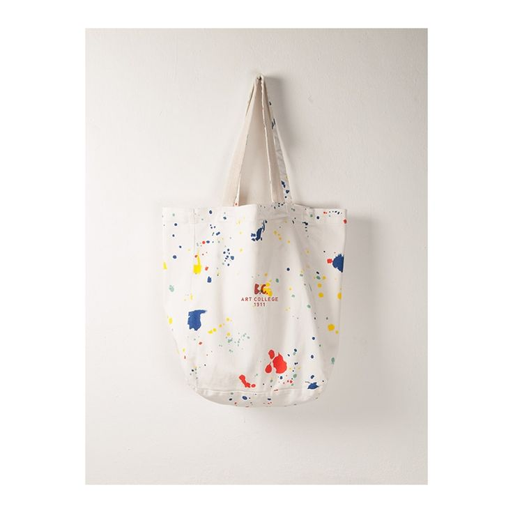 Accessories art college tote bag by Bobo Choses