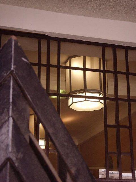 St Olaf House 1931: London art deco