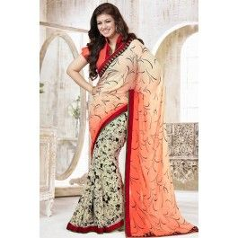 Presenting Multicolor Faux Georgette #Casual #Saree with Printed and Lace Work Order Now@ http://zohraa.com/sarees/sari/casual-sarees/ayesha-takia-saree-multicolor-faux-georgette-casual-saree.html Rs. 1299.