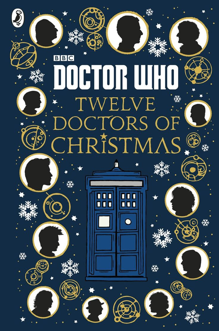 #DoctorWho: Twelve Doctors of Christmas  A collection of amazing stories from the #Whoniverse!