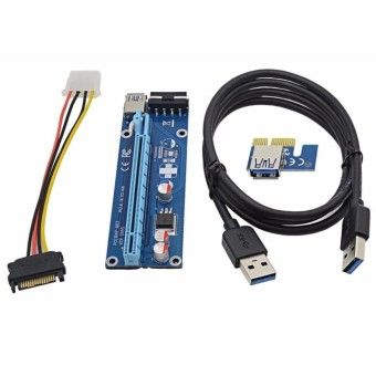 Best Prices PCI-E Express 1x to 16x USB 3.0 Extender Riser AdapterOrder in good conditions PCI-E Express 1x to 16x USB 3.0 Extender Riser Adapter ADD TO CART OE702ELAB25S71ANMY-82754925 Computers & Laptops Computer Accessories Adapters & Cables OEM PCI-E Express 1x to 16x USB 3.0 Extender Riser Adapter