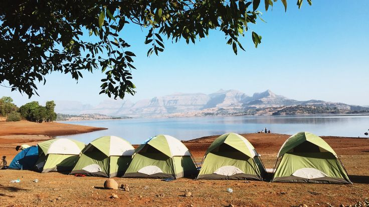 16 best camping grounds in maharashtra with images