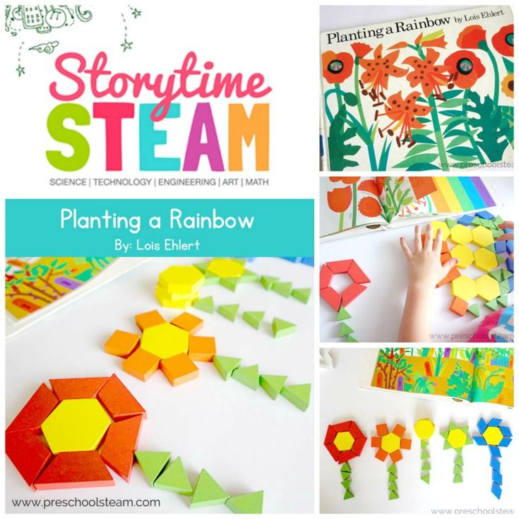 There are many inspiring picture books about Spring! We used the classic book, Planting a Rainbow by Lois E for our inspiration for this storytime STEAM activity. For this storytime STEAM activity, we were inspired by Lois Ehlert's, Planting a Rainbow. STEAM is the combination of Science, Technology, Engineering, Art, and Math. STEAM activities help …